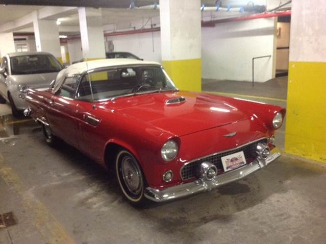 Ford Thunderbird Platinum Car Rental