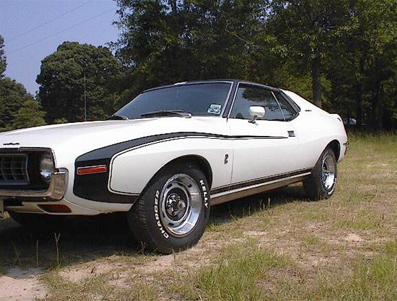 AMC Javelin Platinum Car Rental