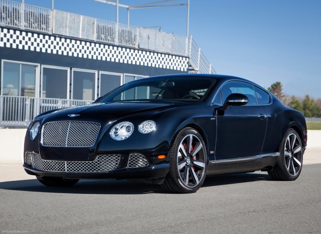 Bentley Continental GT Platinum Car Rental