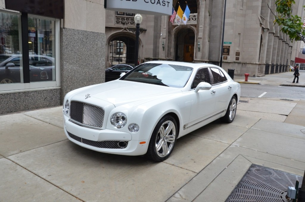 Bentley Mulsanne Platinum Car Rental