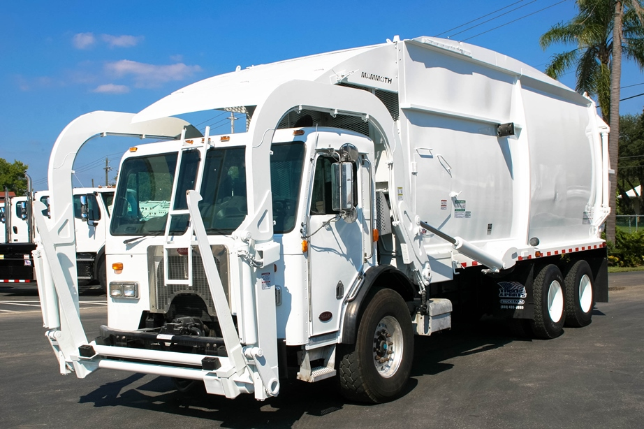 Garbage Truck Platinum Car Rental
