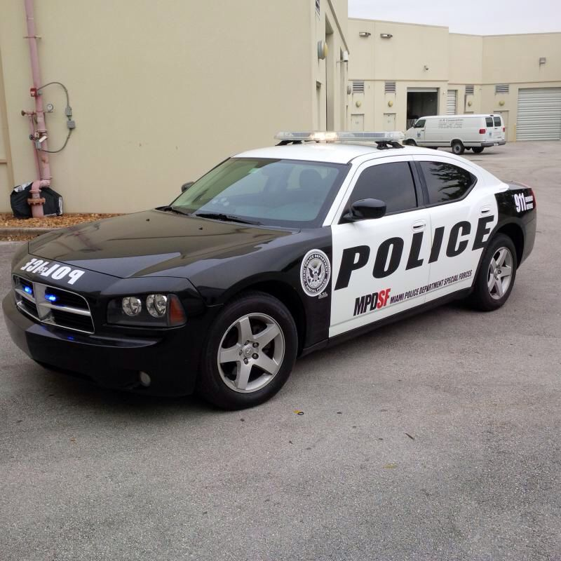 Police Cars Platinum Car Rental