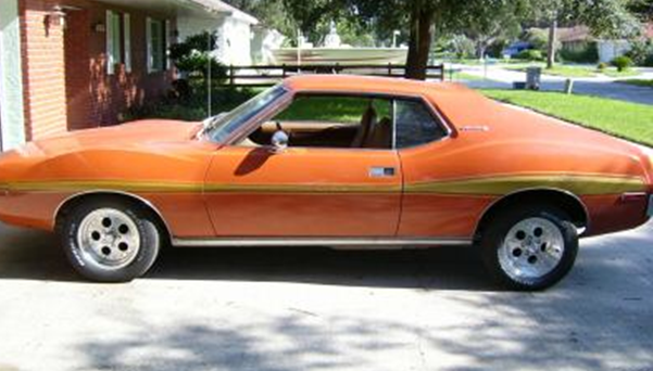 AMC Javelin at Platinum Car Rental