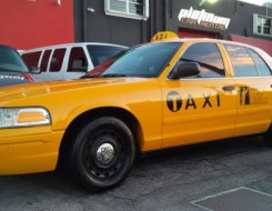 Taxis for TV
