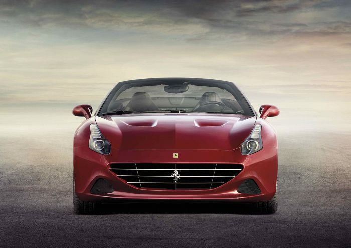 Ferrari California Platinum Car Rental