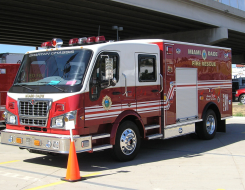 Fire Rescue Cars