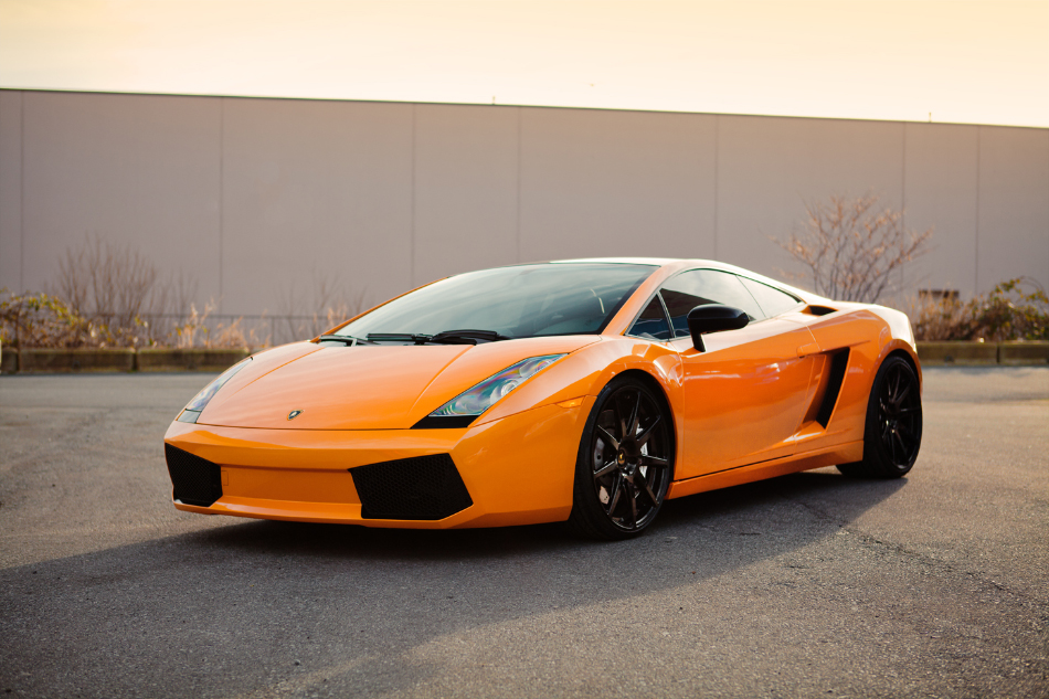 Lamborghini Gallardo Platinum Car Rental