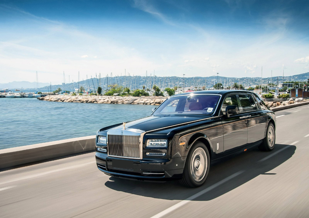 Rolls Royce Phantom Platinum Car Rental